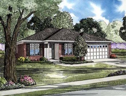 House Plan 61286