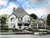 Plan Number 61302 - 2990 Square Feet