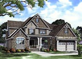 Plan Number 61325 - 2755 Square Feet