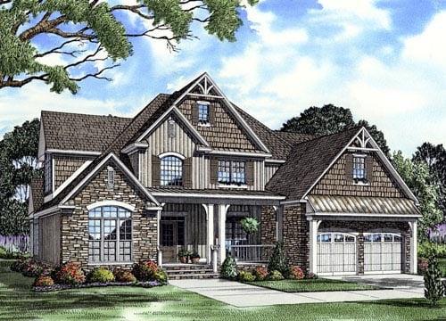 House Plan 61325