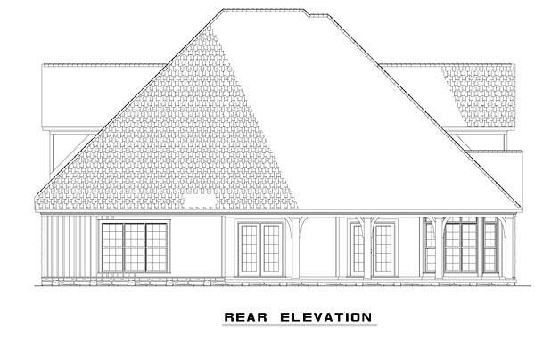House Plan 61328 at FamilyHomePlans.