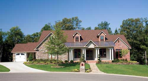 House Plan 61344