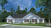 Plan Number 61351 - 2096 Square Feet