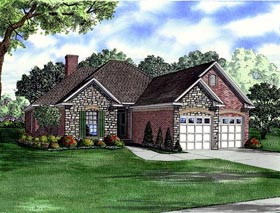 House Plan 61352