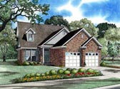 Plan Number 61356 - 1574 Square Feet