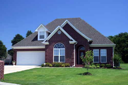 Traditional House Plan 61357 with 3 Beds, 3 Baths, 2 Car Garage Picture 1