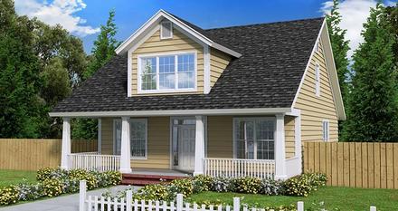 House Plan 61403