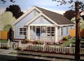 House Plan 61404