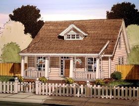House Plan 61405