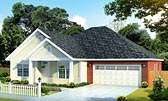 Plan Number 61406 - 1694 Square Feet
