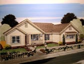 Plan Number 61407 - 1451 Square Feet