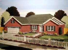 House Plan 61419