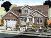 House Plan 61421