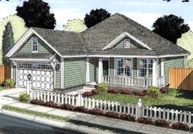 House Plan 61426