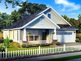 House Plan 61430