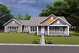 House Plan 61444