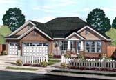 House Plan 61445