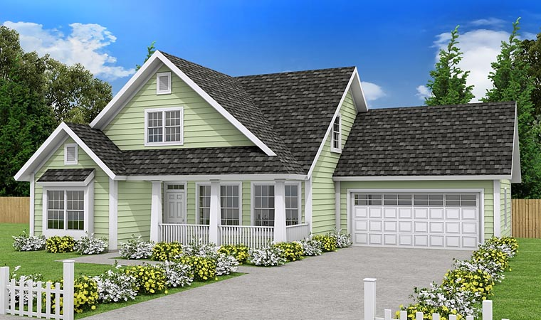 Traditional House Plan 61452