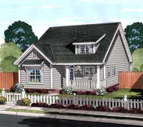 House Plan 61455