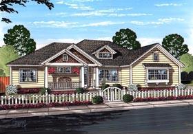 House Plan 61458