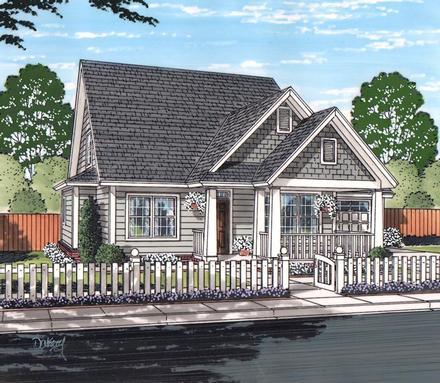 House Plan 61461