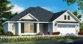 Plan Number 61471 - 1709 Square Feet