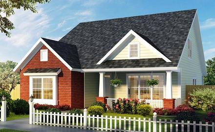 House Plan 61474