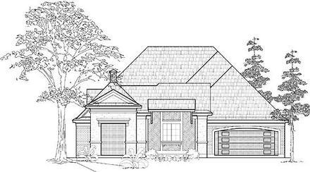 House Plan 61531