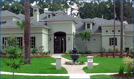 Traditional House Plan 61756 Elevation