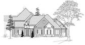 Plan Number 61761 - 4531 Square Feet