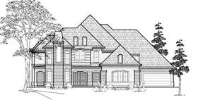 House Plan 61784