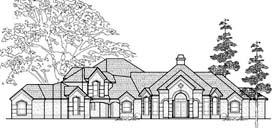 House Plan 61786