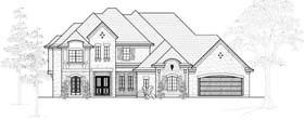 House Plan 61787