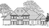 Plan Number 61791 - 4724 Square Feet