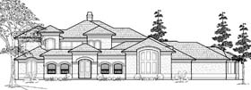 House Plan 61792