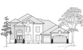 Plan Number 61793 - 4752 Square Feet