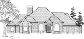 House Plan 61795