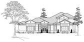 Plan Number 61802 - 4861 Square Feet