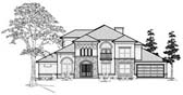 Plan Number 61814 - 4978 Square Feet
