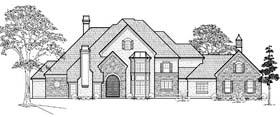 House Plan 61821