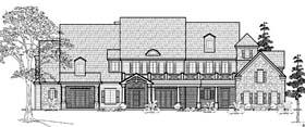 House Plan 61834
