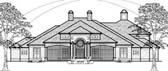 Plan Number 61836 - 5314 Square Feet