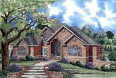 Plan Number 62019 - 3947 Square Feet