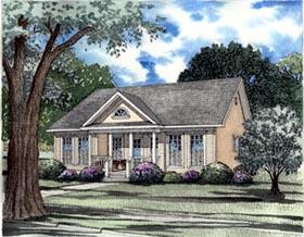 House Plan 62025