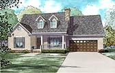 Plan Number 62030 - 1777 Square Feet