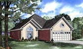 Plan Number 62035 - 1750 Square Feet