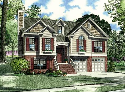 House Plan 62038