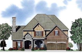 House Plan 62040
