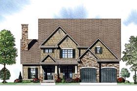 House Plan 62041