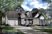 Plan Number 62047 - 1452 Square Feet